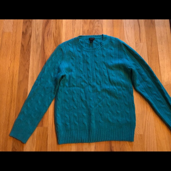 J. Crew Other - J Crew size 10 cashmere sweater